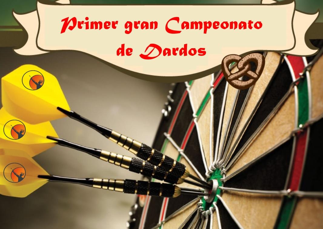 CAMPEONATO DE DARDOS