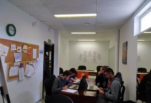 Sala de capacitación Formativo-Laboral